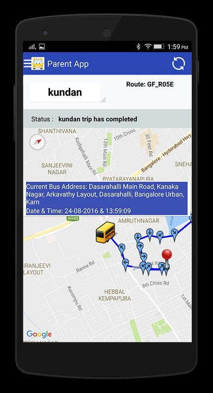 how to make a gps tracking app