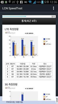 LCN 속도측정 (WiFi,3G,4G LTE속도측정) screenshot 2