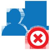 Easy Contacts Delete icon