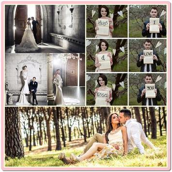 Pre Wedding Photo Concepts poster