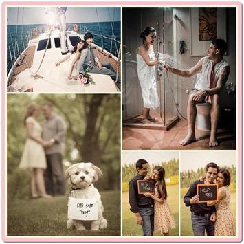 Pre Wedding Photo Concepts apk screenshot