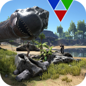 Jurassic Survival Evolve Island icon