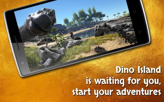 Jurassic Survival Evolve Island screenshot 1