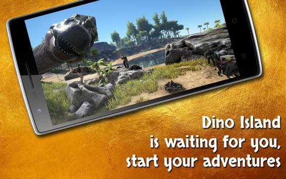 Jurassic Survival Evolve Island screenshot 4