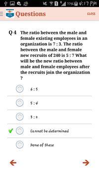 Bank Clerk Exam - SBI,IBPS apk screenshot