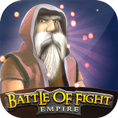 Battle of Fight Empire: War Clan 3D Game icon