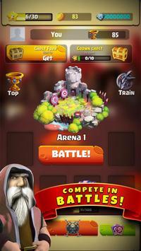 Battle of Fight Empire: War Clan 3D Game poster