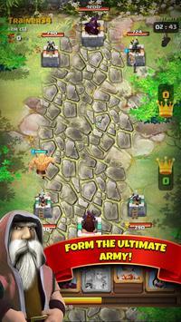 Battle of Fight Empire: War Clan 3D Game screenshot 2