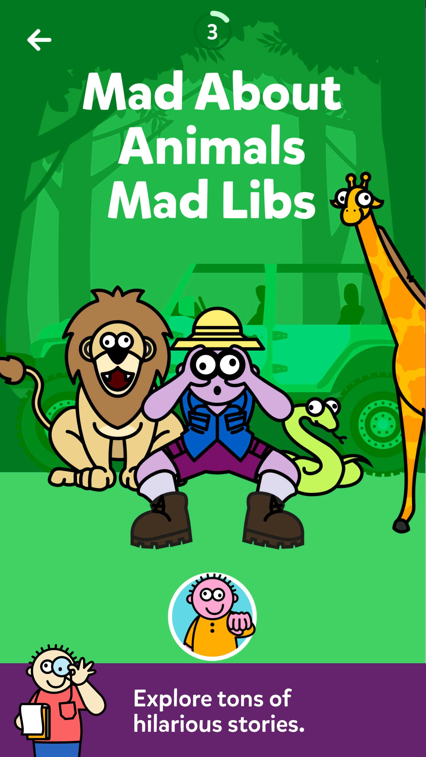 Mad Libs for Android - APK Download