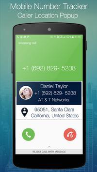 Mobile Number Tracker poster