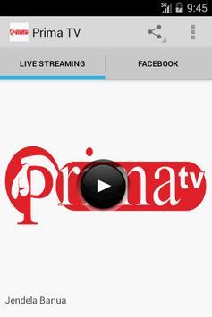 Prima TV poster