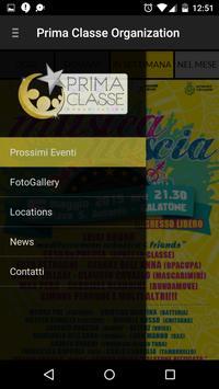 Prima Classe Organization screenshot 8