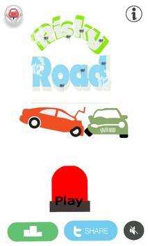Risky Roads poster