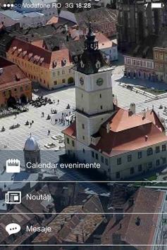 Brasov City Council screenshot 1