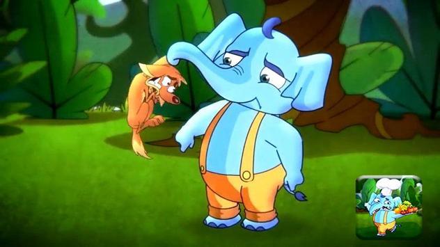 الفيل الطيوب فيديو | طيور بيبي بدون انترنت apk screenshot