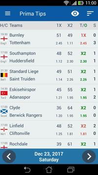 Football Predictions Prima Tips تصوير الشاشة 3