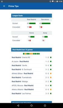 Football Predictions Prima Tips تصوير الشاشة 23