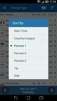 Football Predictions Prima Tips تصوير الشاشة 5