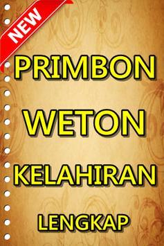 Primbon Weton Kelahiran poster