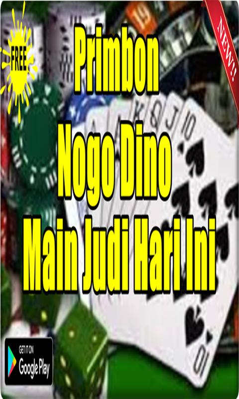 Primbon Nogo Dino Main Judi Hari Ini For Android Apk Download