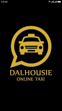 Dalhousie Taxi poster