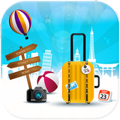 Trip Planner : GPS Route Planner & Easy Route icon