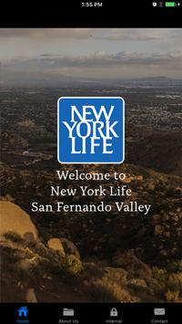 NYL San Fernando Valley poster