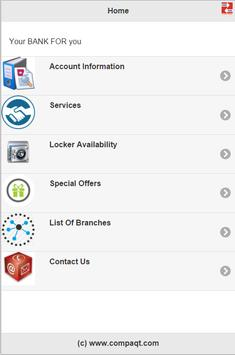 Prime Co-Operative Bank Ltd. screenshot 1