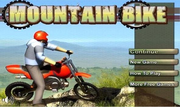 Mountain Moto Racing poster
