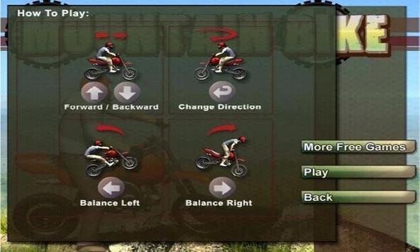 Mountain Moto Racing apk screenshot