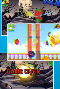 Ninja Fruit Slasher screenshot 2