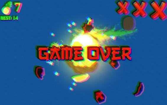 Ninja Fruit Slasher screenshot 5
