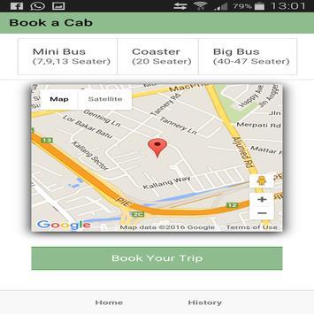 GoCarAsia apk screenshot