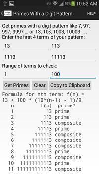 Prime Finder apk screenshot