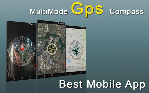 Compass free gps maps direction navigator 2018 for android apk compass free gps maps direction navigator 2018 poster gumiabroncs Images