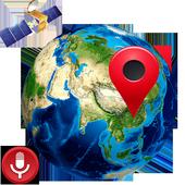Street Live View - GPS Maps & Satellite Navigation icon