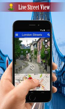 Street Live View - GPS Maps & Satellite Navigation screenshot 9
