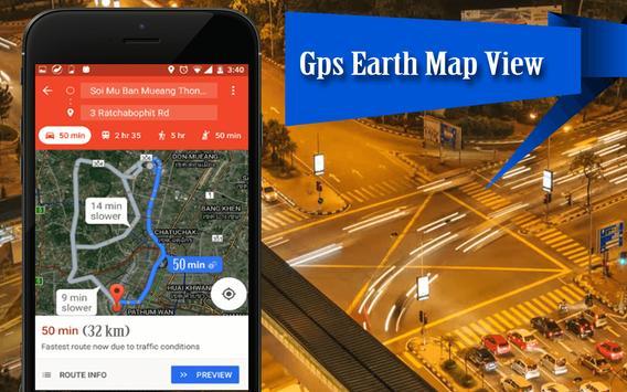 Street Live View - GPS Maps & Satellite Navigation screenshot 16