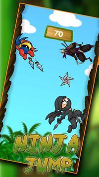 Ninja Jump: Nin Jump: Climbing poster