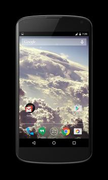 Clear Sunny Sky Ripple LWP screenshot 6