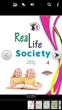 Real Life Society 4 poster