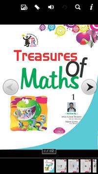Treasures Of Maths 1 poster