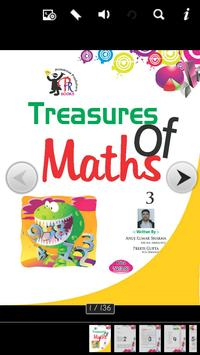 Treasures Of Maths 3 poster
