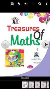 Treasures Of Maths 4 poster
