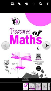 Treasures Of Maths 6 poster