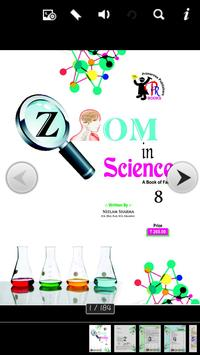 Zoom In Science 8 poster