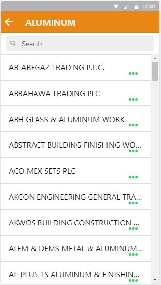Ethiopian Construction Directory for Android - APK Download