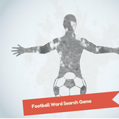 Football Word Search icon