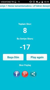 Bilgi Yarismasi apk screenshot