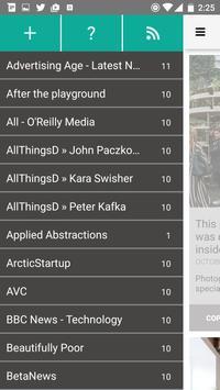 SupaReada - blog reader screenshot 3